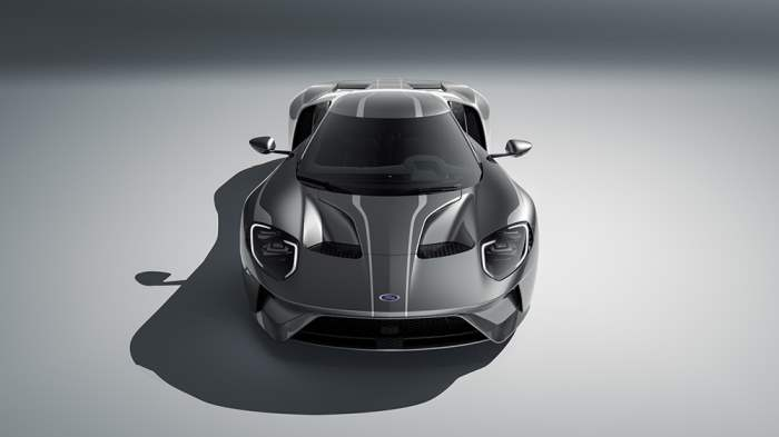 Ford 2021 GT Heritage Edition,Ford GT,