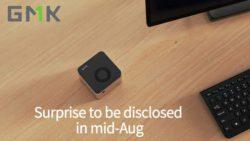Компактный и быстрый мини-ПК GMK 4K выходит в августе