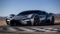 Новый безумный электромобиль Hyperion с водородным двигателем имеет запас хода в 1000 миль и может заряжаться за 5 минут