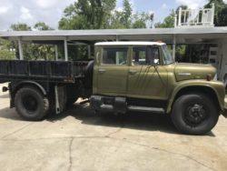 International Harvester Loadstar 1600 1978 года выставлен на аукцион. Последняя ставка всего 2000$.