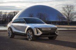 Cadillac представляет Lyriq, свой флагманский полностью электрический внедорожник, наполненный роскошью и технологиями