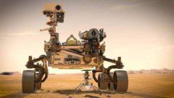 НАСА отправило на Марс робота для выработки кислорода