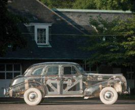 Pontiac Ghost Car,прозрачный автомобиль,