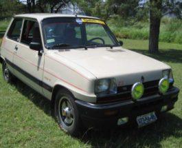 Renault 5 TX 1984