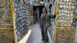 Вьетнамский мужчина украсил дом почти 10 000 единицами фарфоровой посуды (ФОТО и ВИДЕО)