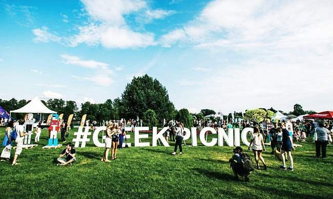 geek picnic 2020