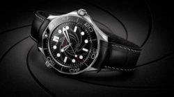 Часы Omega James Bond Seamaster Diver для дайвинга только что получили платиновое обновление