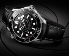 Omega James Bond Seamaster Diver