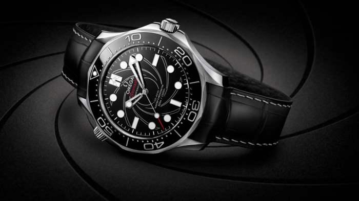 Omega James Bond Seamaster Diver