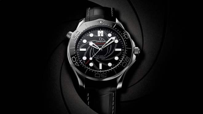 Omega James Bond Seamaster Dive