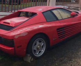 Ferrari Testarossa,цена,авто,