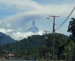 Вулкан,Сангай,Эквадор,