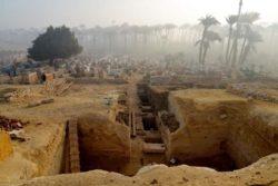 Археологи раскопали более 800 гробниц в древнем египетском городе Некрополь