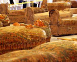 Египет,саркофаги,