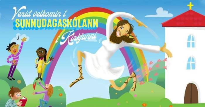 Иисус Христос,трансгендер,Исландия,