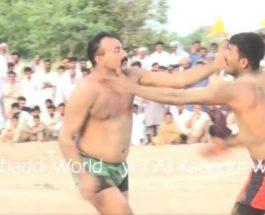 Кабадди,Пакистан,спорт,