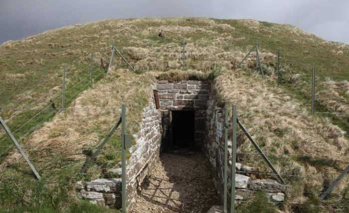 Мейсхау,гробница,Шотландия,