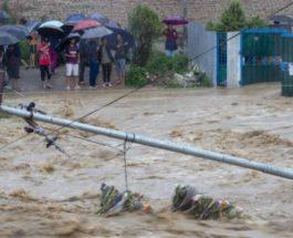 Непал,наводнения,