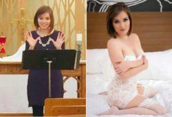 Проповедница стала порнозвездой и отказалась от церкви (ФОТО 18+)