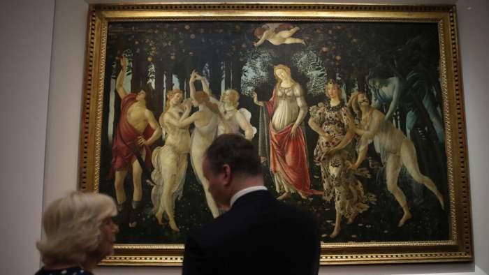 Сандро Боттичелли,картина,
