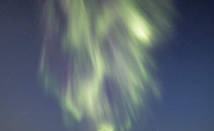 Северные Сияния,Финляндия,