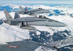 Нейтральная Швейцария проголосует на референдуме по новым истребителям