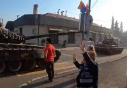 В Армении объявлено Военное положение и всеобщая мобилизация