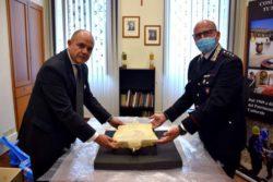 Турция вернула из Италии древний украденный артефакт