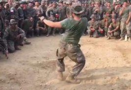 военные,США,Корея,танцы,баттл,танцевальный баттл,