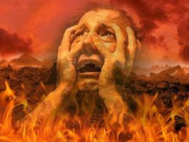 женщина ад