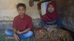 В Индонезии 12 летняя девочка вышла замуж за 15 летнего парня