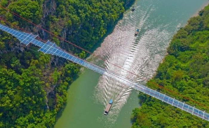 китай мост