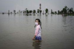 В 2020 году в Китае произошло 21 крупномасштабное наводнение, установив новый исторический рекорд