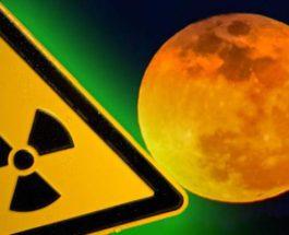 луна радиация