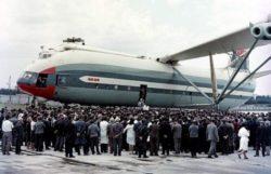 Давайте вспомним самый большой вертолет в истории, который был совершенно бесполезен