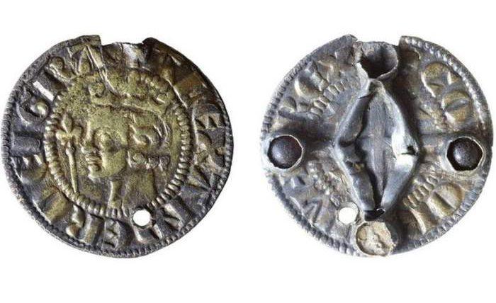 монета,Шотландия,