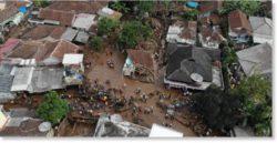 Наводнения на Западной Яве и Джакарте, Индонезия — 8 дюймов осадков за 24 часа