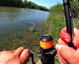 рыбалка течение