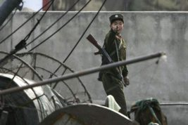 северная корея и китай