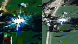 Скотт Уоринг обнаружил святящуюся сферу на Google Earth