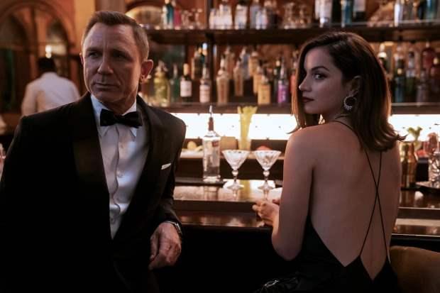 трейлер,Джеймс Бонд,007,Не время умирать,