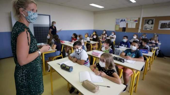 франция школы