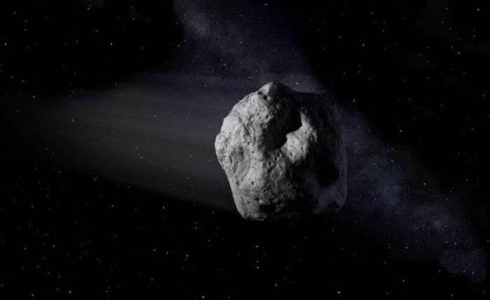 2020 QU 6,астероид,
