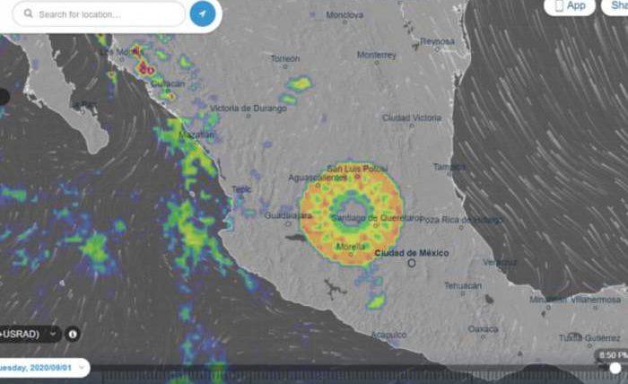 5G,тесты,метеорологический радар,