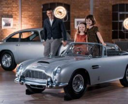 Aston Martin,DB5,Junior,