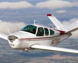 Beechcraft V35B Bonanza,Калифорния,авиакатстрофа,