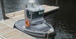 Грозная маленькая лодка Boomin Beaver может быть самым маленьким кораблем военно-морского флота США