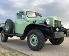 Dodge Power Wagon B-3-PW 1952