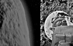 Космический корабль НАСА готовится захватить несколько фрагментов астероида Бенну