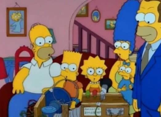 Симпсоны,предсказания,будущие предсказания,